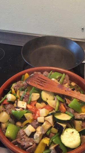 die Kunst des Kochens